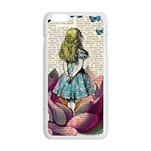 Lovely girl and butterfly Cell Phone Case Cover For SamSung Galaxy S5