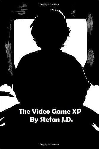 The Video Game XP: Stefan J.D.: 9781975613648: Amazon.com: Books