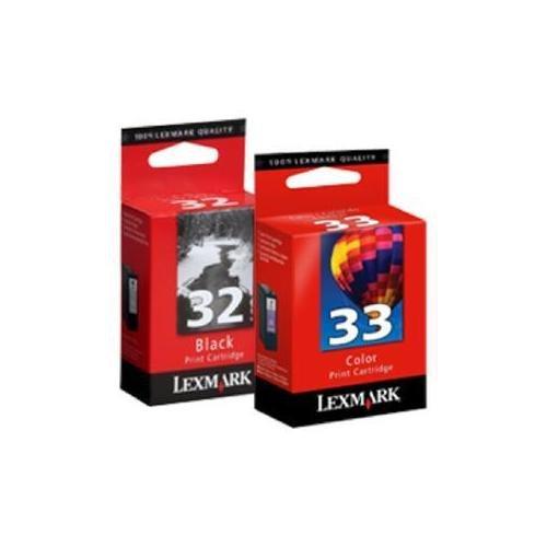 Lexmark Print Cartridge - Black, Color (Cyan, Magenta, Yellow) (32 Lexmark)