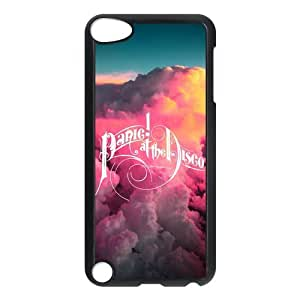 the Case Shop- Customizable Panic! At The Disco Band Limited Edition IPod Touch 5th Hard Plastic Protective Case Cover Skin , p5xq-535