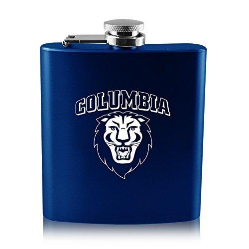 注文割引 Columbia University Columbia B0188ITBNM - 6オンスカラーステンレススチールflask-blue - B0188ITBNM, エヌプランニング:610b26ae --- newsdarpan.in