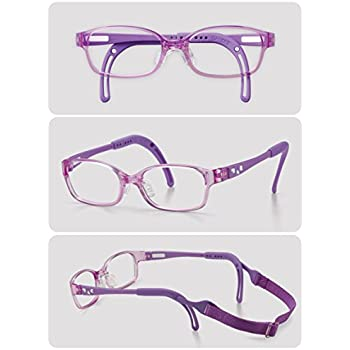 Amazon.com: Tomato Glasses Frame Specialized for Kids (TKAC14) : Non ...