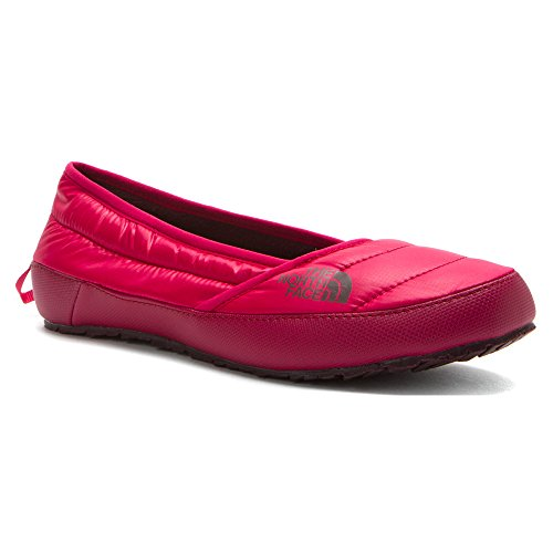UPC 885929321210, The North Face NSE Traction Skinny Mule (Shiny Cerise Pink/Winetasting Red) Women's Slip on Shoes (Shiny Cerise Pink/Winetasting Red)