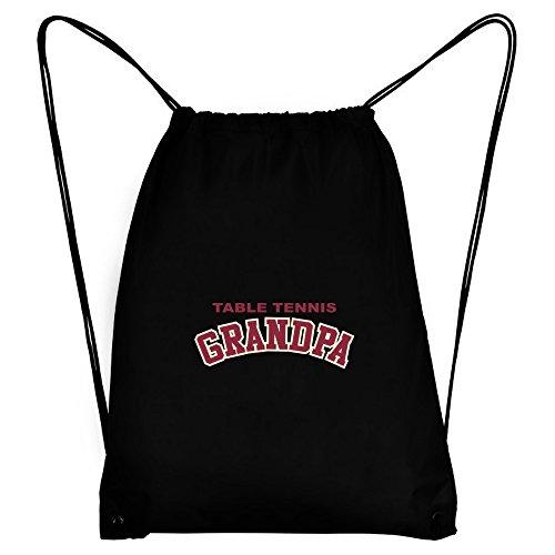 Teeburon Table Tennis GRANDPA Sport Bag by Teeburon