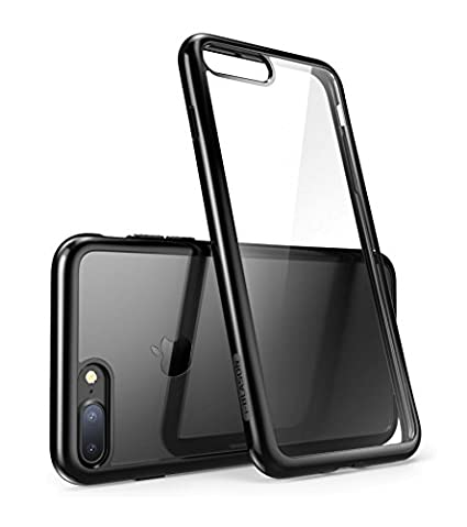 iPhone 8 Plus Case, [Scratch Resistant] i-Blason Clear Case [Halo Series] for Apple iPhone 7 Plus 2016 /iPhone 8 Plus 2017 Release, Clear i-Blason inc iPhone8Plus-Halo-Clear