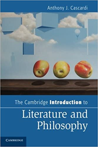 Philosophy of Literature: An Introduction