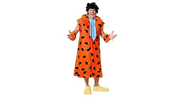 DISBACANAL Disfraz de Pedro Picapiedra para Hombre - Único, M: Amazon.es: Juguetes y juegos