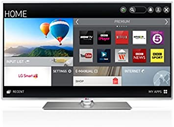 LG 42LB580V 42 Full HD Smart TV WiFi Gris LED TV: Amazon.es: Electrónica