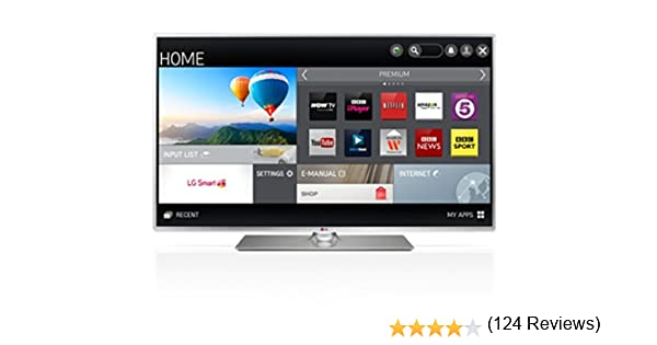 LG 32LB580V 32-inch Widescreen 1080p Full HD Wi-Fi Smart TV with Freeview HD: Amazon.es: Electrónica