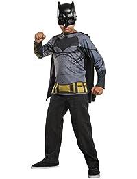 Costume Batman v Superman: Dawn Of Justice Batman Child Top, Medium