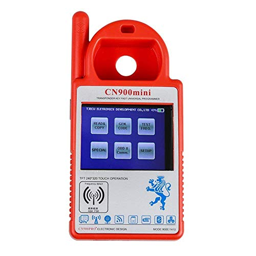 Copy Maker Online Key Mini Programmer Electronics 48 4d No ca Support Transponder Need Token Cn900 Update G Amazon 4c 46 Chips