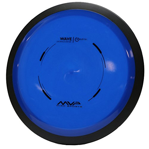 MVP Disc Sports Neutron Wave Disc Golf (165-169g / Colors May Vary) by MVP Disc Sports