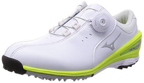 宇宙の反対に狂った[ミズノゴルフ] ゴルフシューズ ネクスライト 002 ボア (Women's)