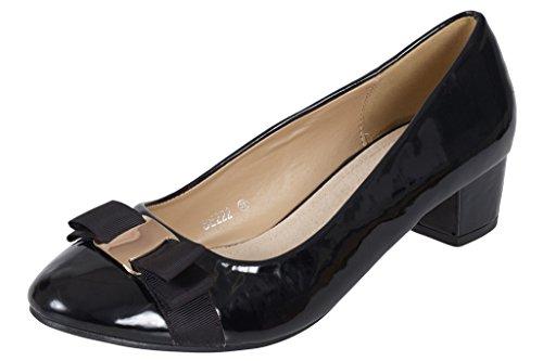 SnobUK - Sandalias de vestir para mujer