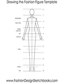 buy fashion design sketchbook female fashion figures female