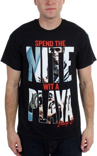 Buy juicy j men's spend the nite t-shirt black