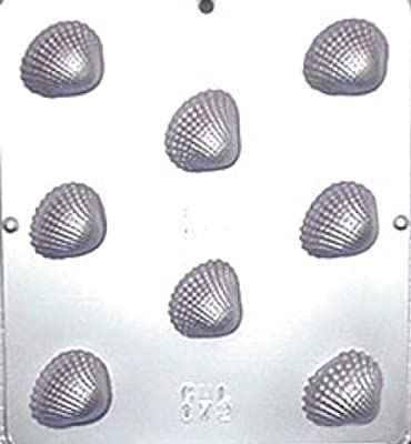 Small Sea Shell Chocolate Candy Mold Candy Making 172