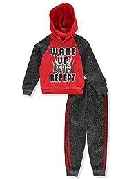 Mad Game Boys' 2-Piece Sweatsuit Pants Set