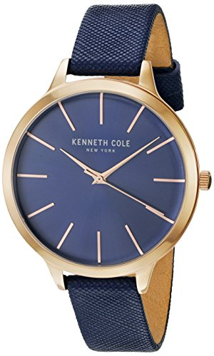Kenneth Cole New York Women Uhr Watch Leather KC15056005 (Watchs Kenneth Cole)