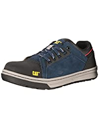 CAT Footwear Men's CONCAVE LO ST CSA Work Oxford Boot