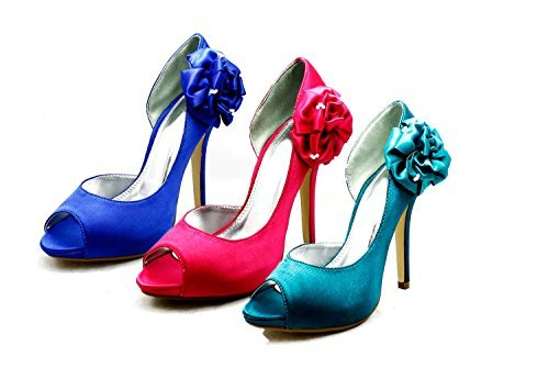 SendIt4Me , Escarpins pour femme Bleu bleu