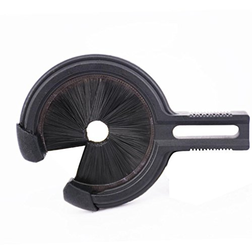 Hand Brush Whisker,DEESEE(TM) Lighter Archery Drop