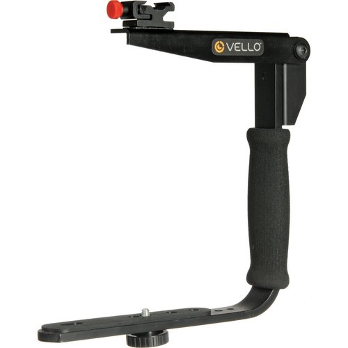 Vello QuickDraw Rotating Flash Bracket (Shadow Quick Mount)