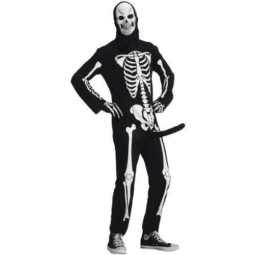 Skele-Boner Costume - Standard - Chest Size 33-45]()
