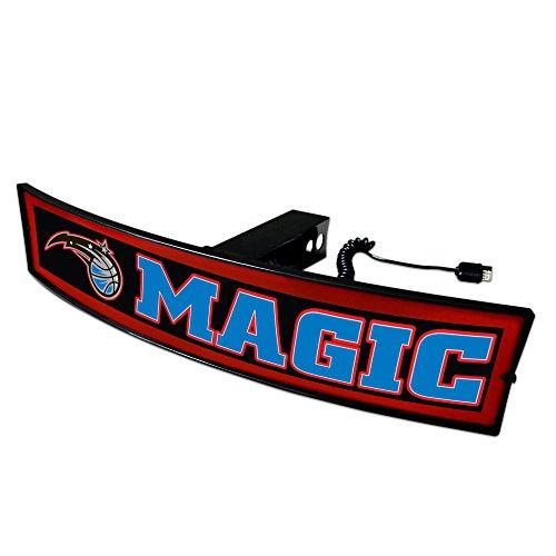 CC Sports Decor NBA - Orlando Magic Light Up Hitch Cover - 21''x9.5'' by CC Sports Decor