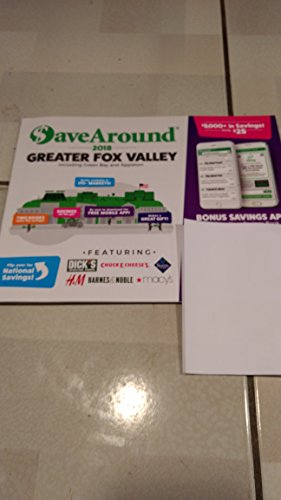 2018 Save Around - Greater Fox Valley, WI including Green Bay & - Appleton Fox