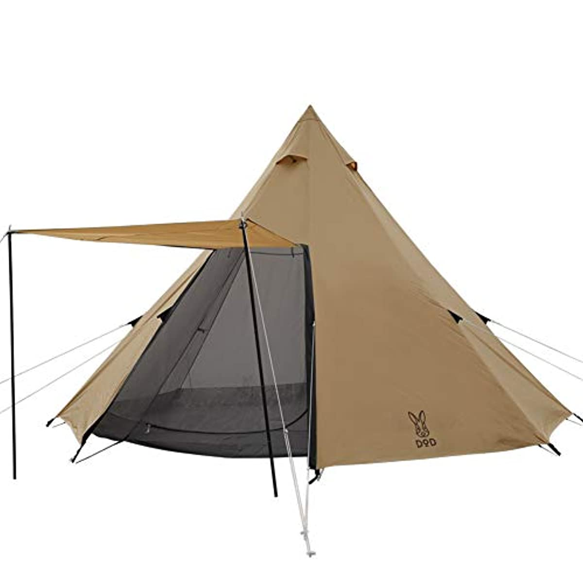 [해외] DOD 원폴 텐트 L 8인용