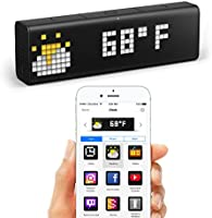 Save on LaMetric Wi-Fi Clock for Smart Home