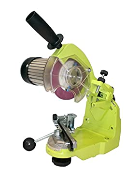 Timber Tuff CS-BWM Benchtop / Wall Mount Electric Chain Saw Chain Sharpener