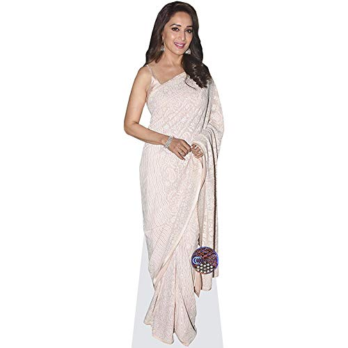 Madhuri Dixit (Dress) Life Size Cutout (Best Of Madhuri Dixit)