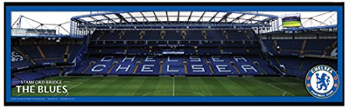 SOCCER Chelsea FC WCR25896014 Wood Sign, 9'' x 30'' by WinCraft