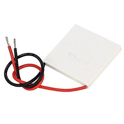 DealMux TEC1-12709 15V 9A termoeléctricos módulo refrigerador refrigerar Placa Peltier