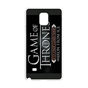 Exquisite stylish phone protection shell Samsung Galaxy Note 4 Cell phone case for Game of Thrones pattern personality design