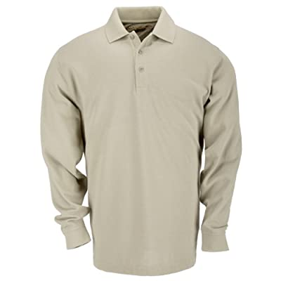 5.11 Tactical #42056T Long Sleeve Tall Professional Polo Shirt