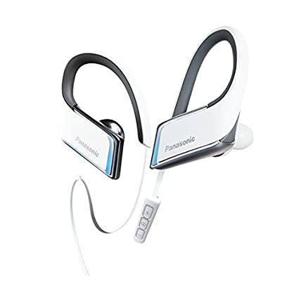 Panasonic WINGS Wireless Bluetooth In Ear Earbuds Sport Headphones with Mic  + Controller and Flashing LED s b375119ba794
