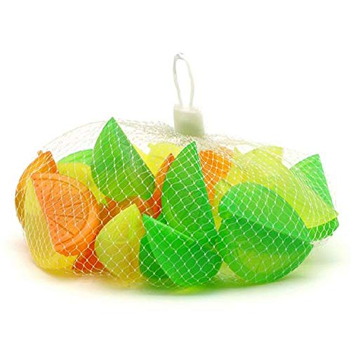 DEI 11417 Fruit Slice Ice Cubes, 30ct, Mulitcolor