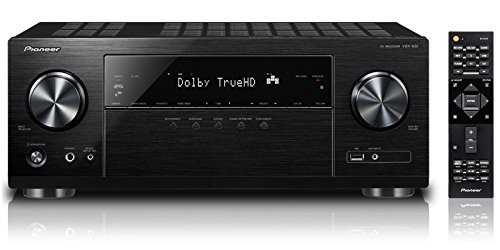 Pioneer Dolby Atmos-Ready Audio & Video Component Receiver Black (VSX-832)