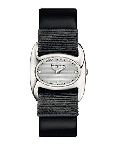 Salvatore Ferragamo Womens Varina silver Dial Watch