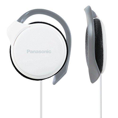 Earbud Ipod Panasonic (Panasonic Rp-Hs46E-W Slim Clip On Earphone For Cd, Mp3 And Ipod - White)