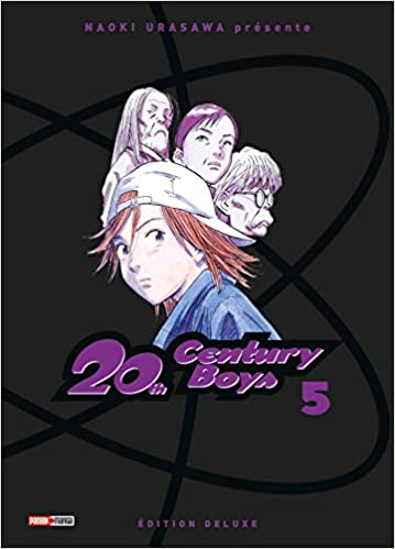 20th century boys - Deluxe Vol.5
