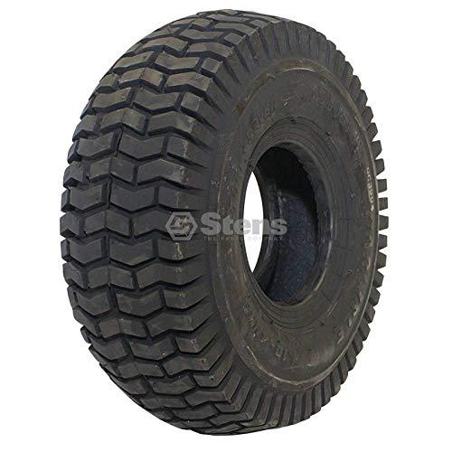 "Stens 165-015 Carlisle Tire, 4.10"" x 3.50""- 4"" Turf Saver, 2-Ply"