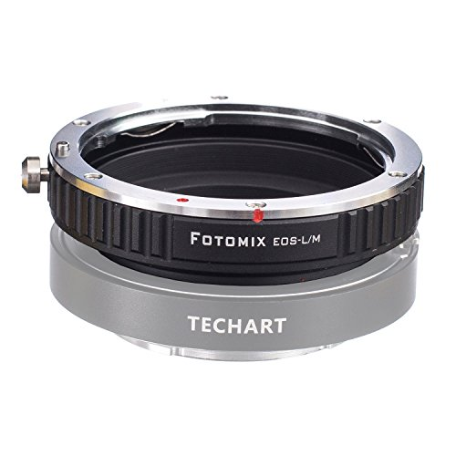 FOTOMIX EOS-L/M Mount Adapter for Canon  - Leica Canon Eos Shopping Results