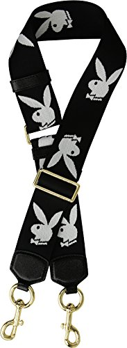 Marc Jacobs Women's Playboy Webbing Handbag Strap, Black Multi, One Size by Marc Jacobs (Image #1)