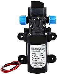 High Pressure Water Pump,5L/min Electric high Pressure car wash Pump,DC 12V Water Pump High Pressure 116Psi Se
