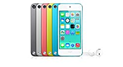 Apple Ipod Touch 16gb Space Gray (5th Generation)