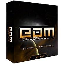 EDM Drops Vol. 2 - Samples Kits for Production EDM Music [DVD non Box]